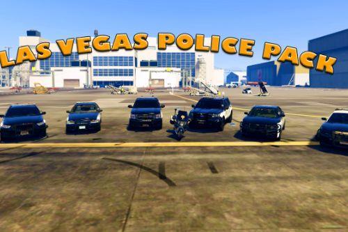 Las Vegas police pack (paint job)