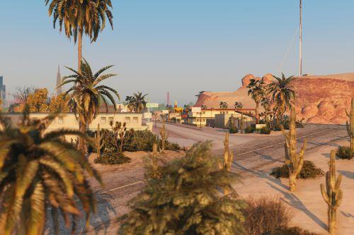 Las Ventura & San Fierro Remastered v0.1