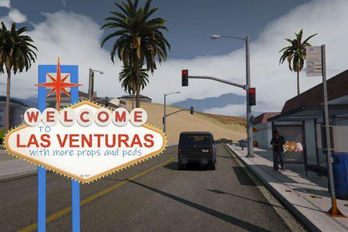 Las Venturas - More Props