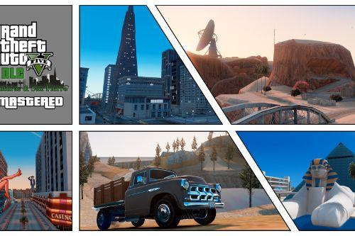 Las Venturas & San Fierro DLC - Remastered
