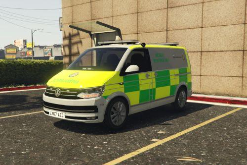 London Ambulance Service VW Incident response team [ELS]