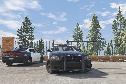 LASD Mini Pack: Charger, Explorer & Impala