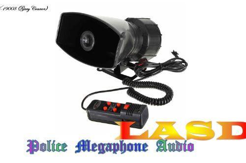 LASD PoliceMegaphoneAudio