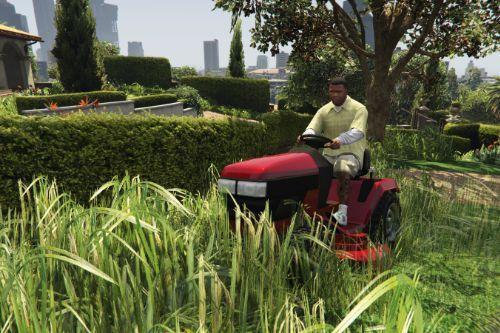 Lawn Mower Mod