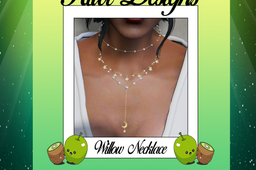 Layered necklace for MP Female