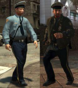 LCPD GTA 4 Police Voice Dialogue
