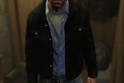 Leather Jackets for Trevor