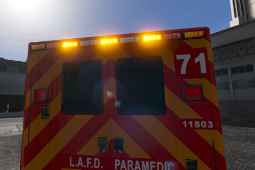 LED Lights for Ambulance and Firetruck