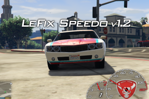 LeFix Speedometer