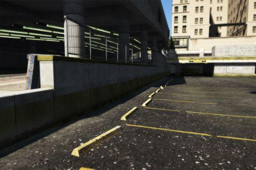 Legion Square Main Garage Retexture [SP / FiveM]