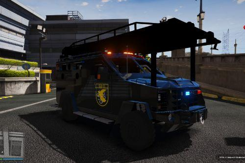 Lenco Bearcat ARES Extended GEO Policia Nacional/CNP of Spain/España[FiveM-Replace-ELS]