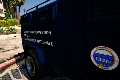 GIGN, BRI & USS Textures for Lenco Bearcat
