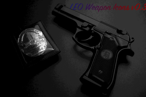 LEO Weapon Icons