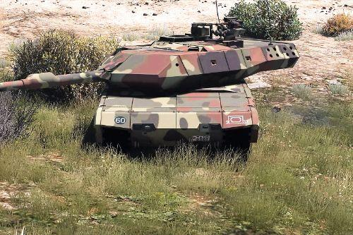 Leopard 2A7+ MBT [Add-On]