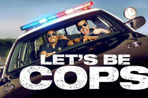 "Let's Be Cops ""Shots Go Off"" - Loading Song"
