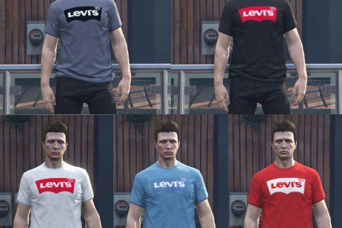 Levi Clothing Pack for MP Male [SP]