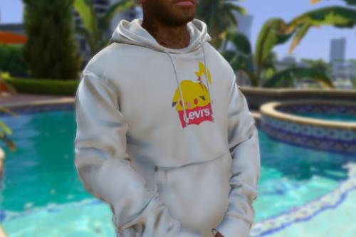 Levi's Pokémon Hoodie