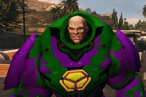 Lex Luthor (Injustice Pack) Retexture
