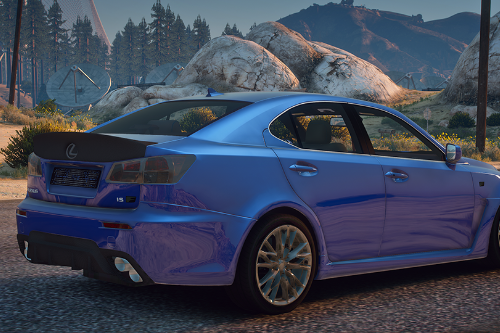 Lexus IS-F sport