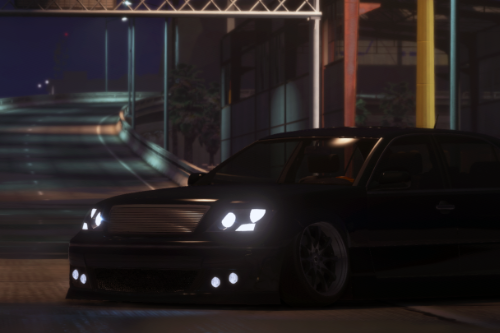 Lexus LS430 [Add-On | Tuning]