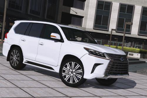 2016 Lexus LX 570 [Add-On / Replace]