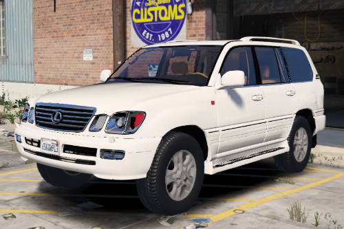 Lexus LX470 (REPLACE)