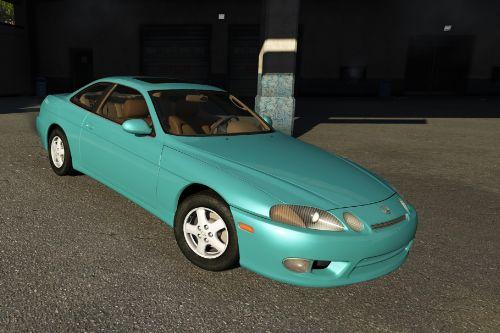 Lexus SC 300 (Z30)/Toyota Soarer [Add-On | LODs | Template | Liveries | Tuning]