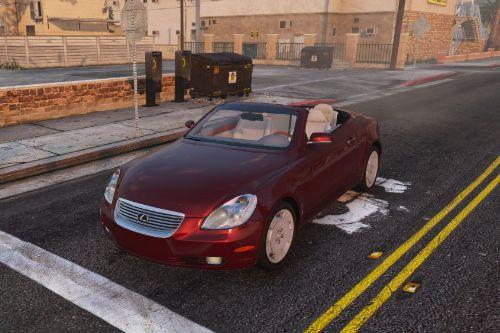 Lexus SC-430 (Z40) \ Toyota Soarer [ Add-on | Tuning | Template | LODs | Liveries ]