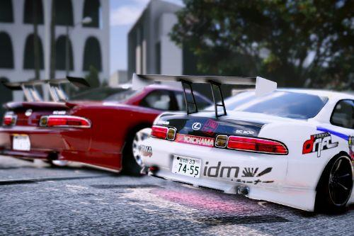 Lexus SC300 Package [Add-On | Tuning]