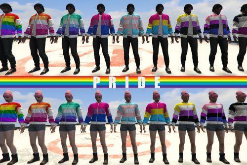 LGBTQ Pride Jackets