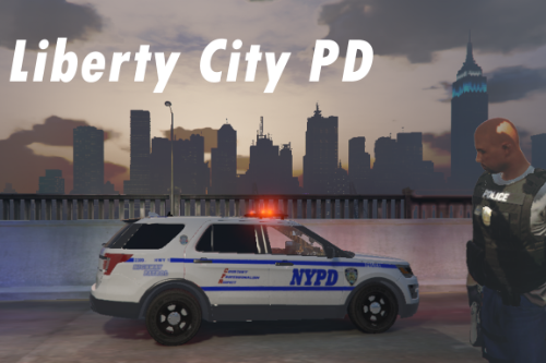 Liberty City PD for LSPDFR 1.0.0