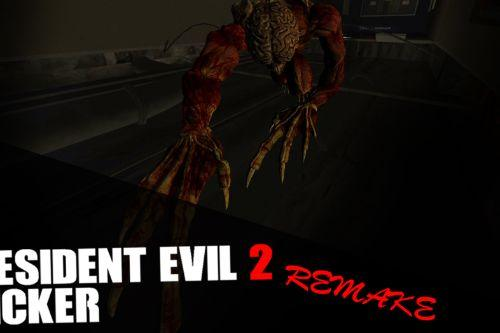 Licker Resident Evil 2 Remake