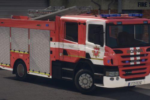 Lietuvos Gaisrininku Komanda - Scania P280