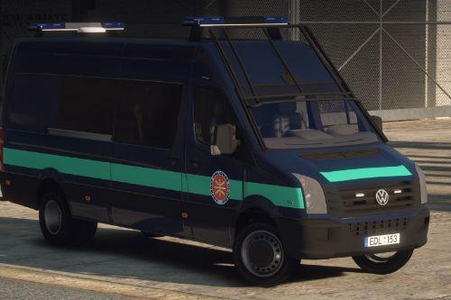 Lietuvos VST - Volkswagen Crafter (Viešojo Saugumo Tarnyba) | Lithuanian