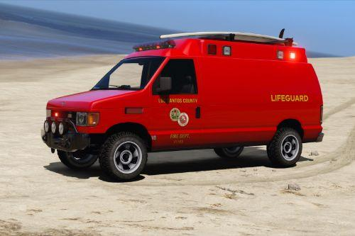 LSCoFD + SASP Lifeguard Pack [Add-On / Replace]