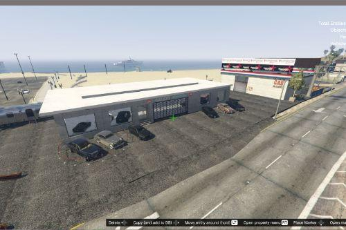 Lifes A Beach Garage + Showroom