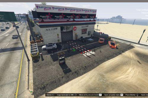 Lifes a Beach Garage [Menyoo]