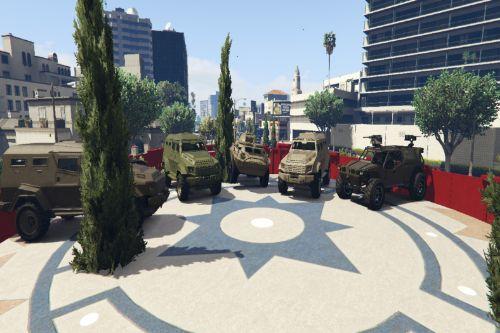 Life Iinvader Military Base Apocalypse [Menyoo]