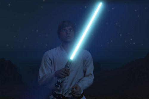 Lightsabers Pack: For New Star Wars Lightsaber Script.