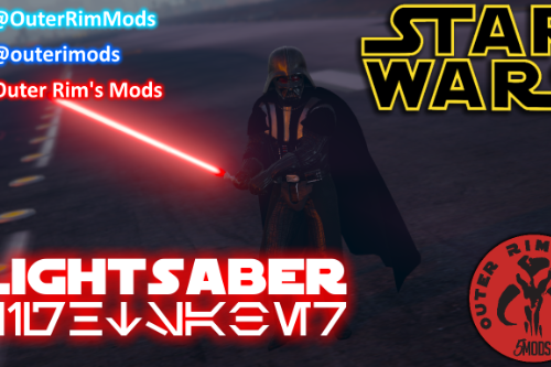 Lightsabers Pack [Replace]