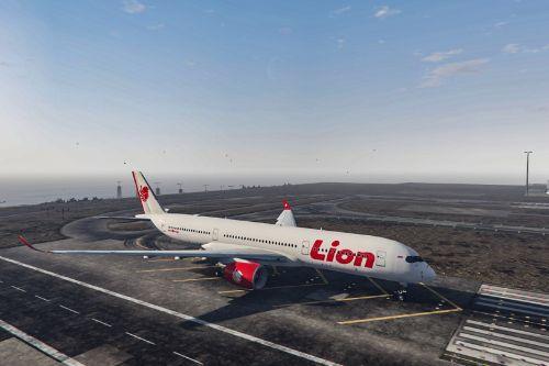 Lion Air A350-900xwb