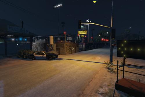 Liquor Survival Base [Map Editor / Menyoo]
