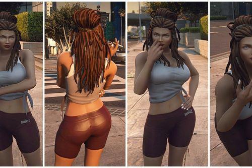 Lisa Sport + Afrohair