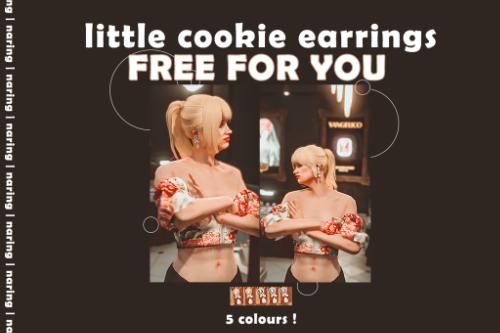 Little Cookie Earrings