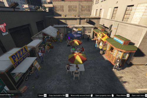 Little Seoul Market [Menyoo]