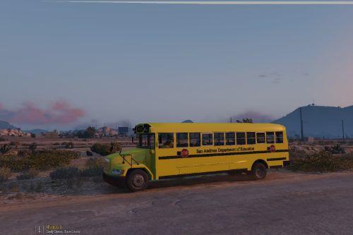 Liveries for SkylineGTRFreak's School Bus