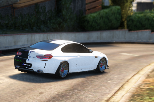 Paintjob for [YCA]ANSWER's 2013 BMW M6 Coupe