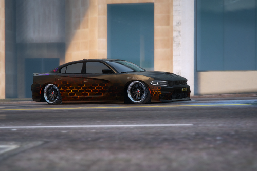 Livery for 2016 Dodge Charger SRT Hellcat