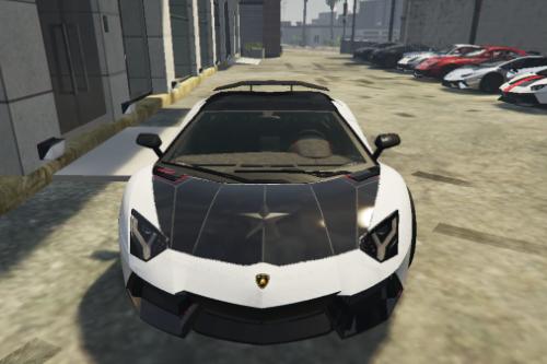 [Livery] Lamborghini Aventador LP700-4 'STORM'