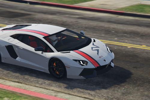 [Livery] Lamborghini Aventador LP700-4 'SV'